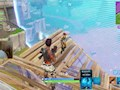 Ninja blocks last guy in the storm