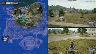 "PUBG ""Car Royale"", so many cars in the game"