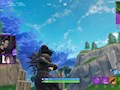Use Fortnite Stink Bomb to force enemy to reposition