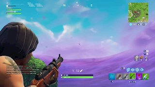 Hunting rifle ghost kill