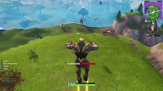 Thanos 61 kill game