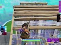 Fortnite standoff ends with a surprise bouncer pad kill