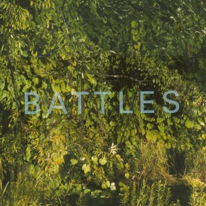 Battles - B-EP