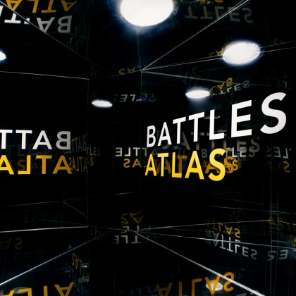 Battles - Atlas - WAP219 - 02 April 2007 - art direction and design by Dave Konopka - photography by Timothy Saccenti