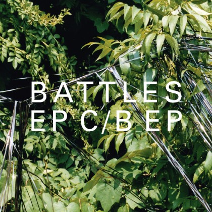 Battles - EP C B EP - WARP141 - 06 February 2006 - art concept by Battles - photography by Jason Fulford