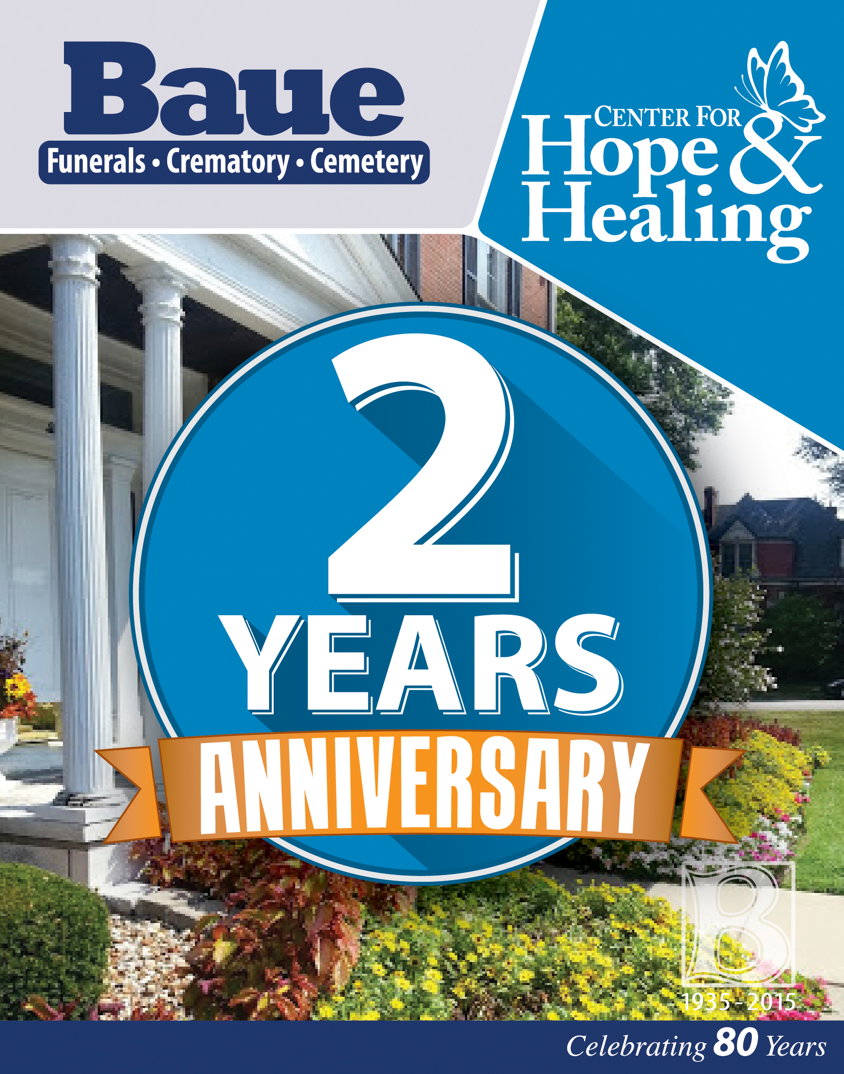 2 Year Anniversary for the Center for Hope & Healing