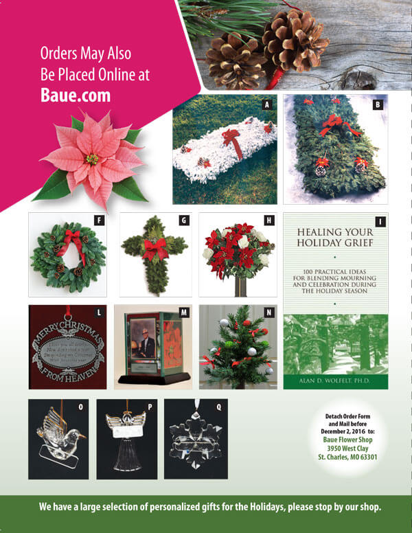 Christmas Grave Blankets For Sale Near Me.Holiday Grave Blankets Keepsakes Baue Funeral Homes Blog