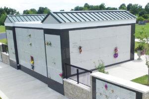 Cemetery, Mausoleum and Cremation Columbariums