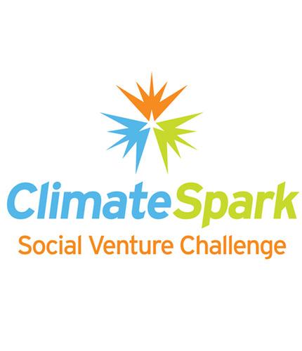 Climate spark logo
