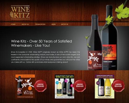 Winekitz website2