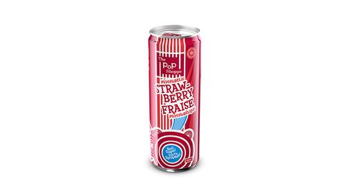 Pop strawb