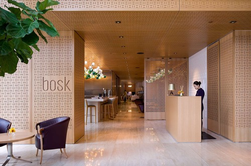 Shangri la hotel toronto bosk restaurant01