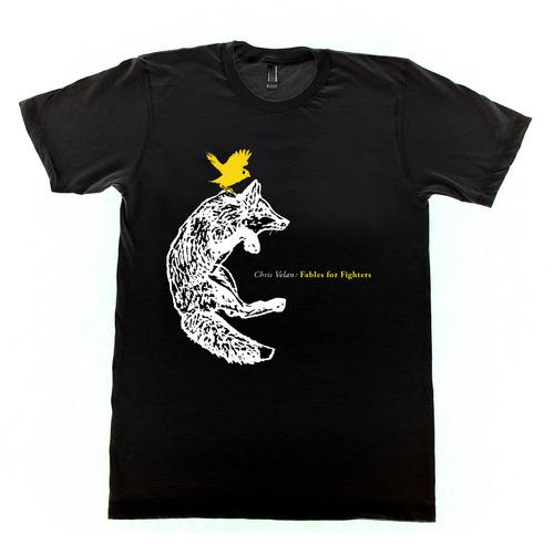 Fox tshirt lr