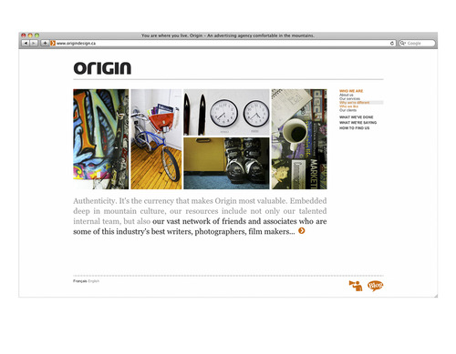 Origin web main sm