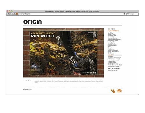 Origin web sal sm