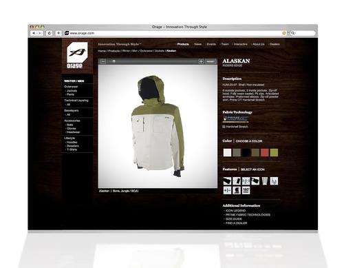 Orage web product sm