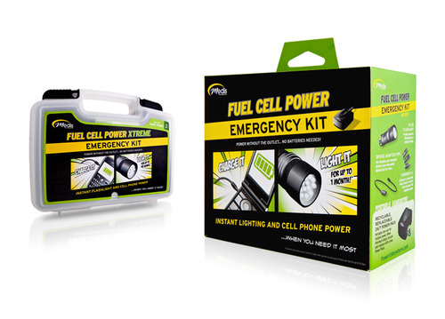 Fuel cell emergency kit 1