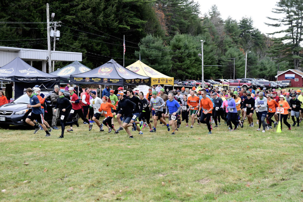 Baxter Outdoors 2017 Trail Running Series in the Books