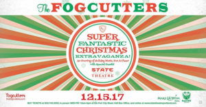Super Christmas Extraveganza ft. The Fogcutters @ State Theater | Portland | Maine | United States