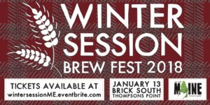 Winter Session Beer Festival @ Brick South, Thompson's Point | Portland | Maine | United States