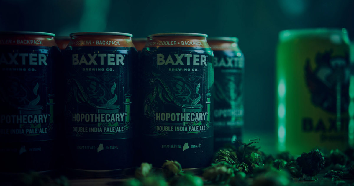 Baxter Brewing Co Distinctly Maine Craft Brewery