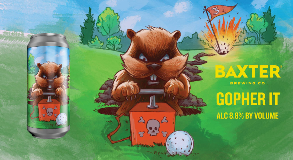 Tee Off With Gopher It
