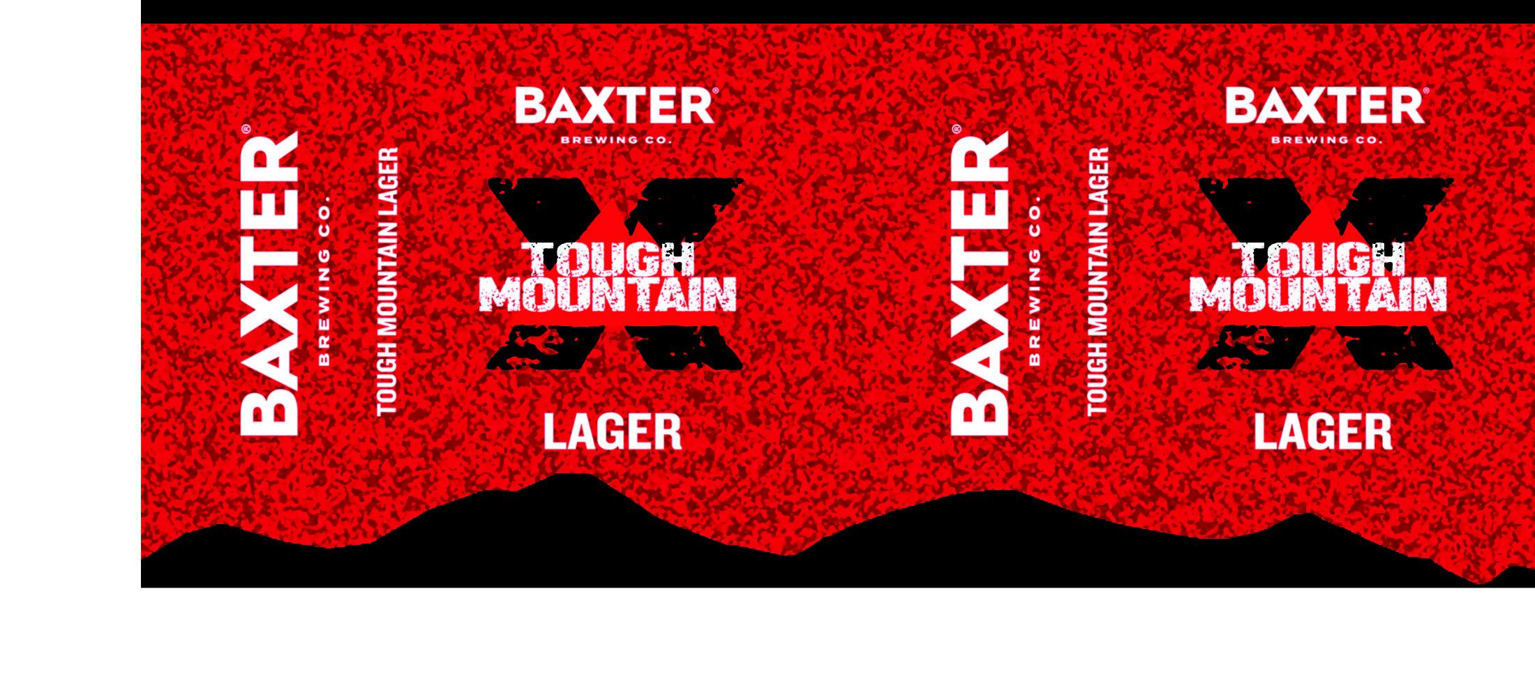 Tough Mountain Lager Baxter Brewing Co