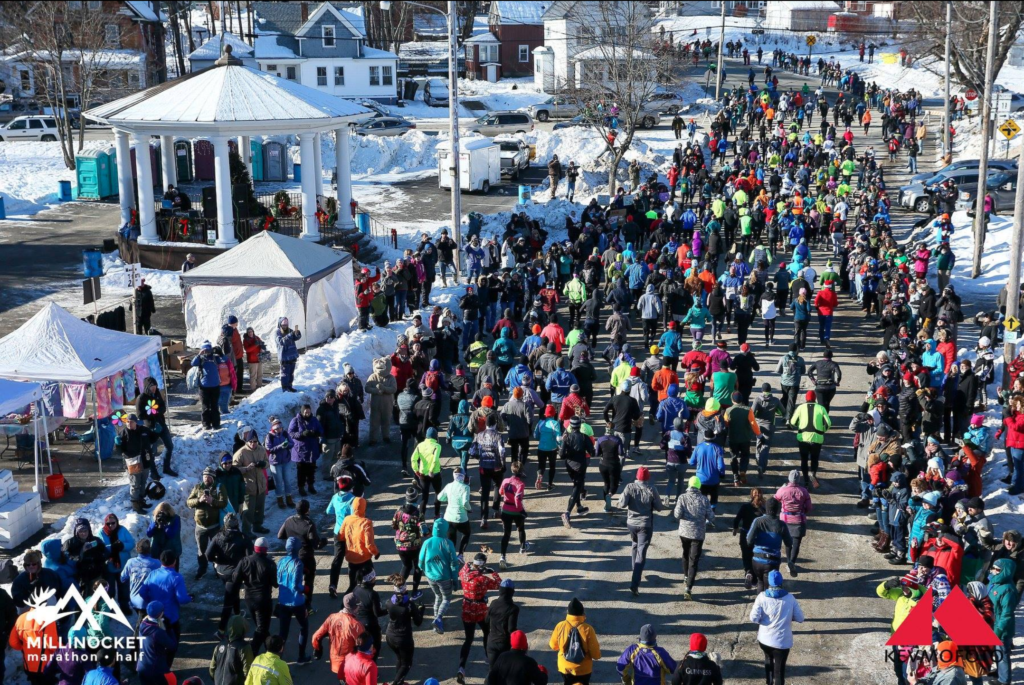 Sea to Summit Round 2: The Millinocket Marathon