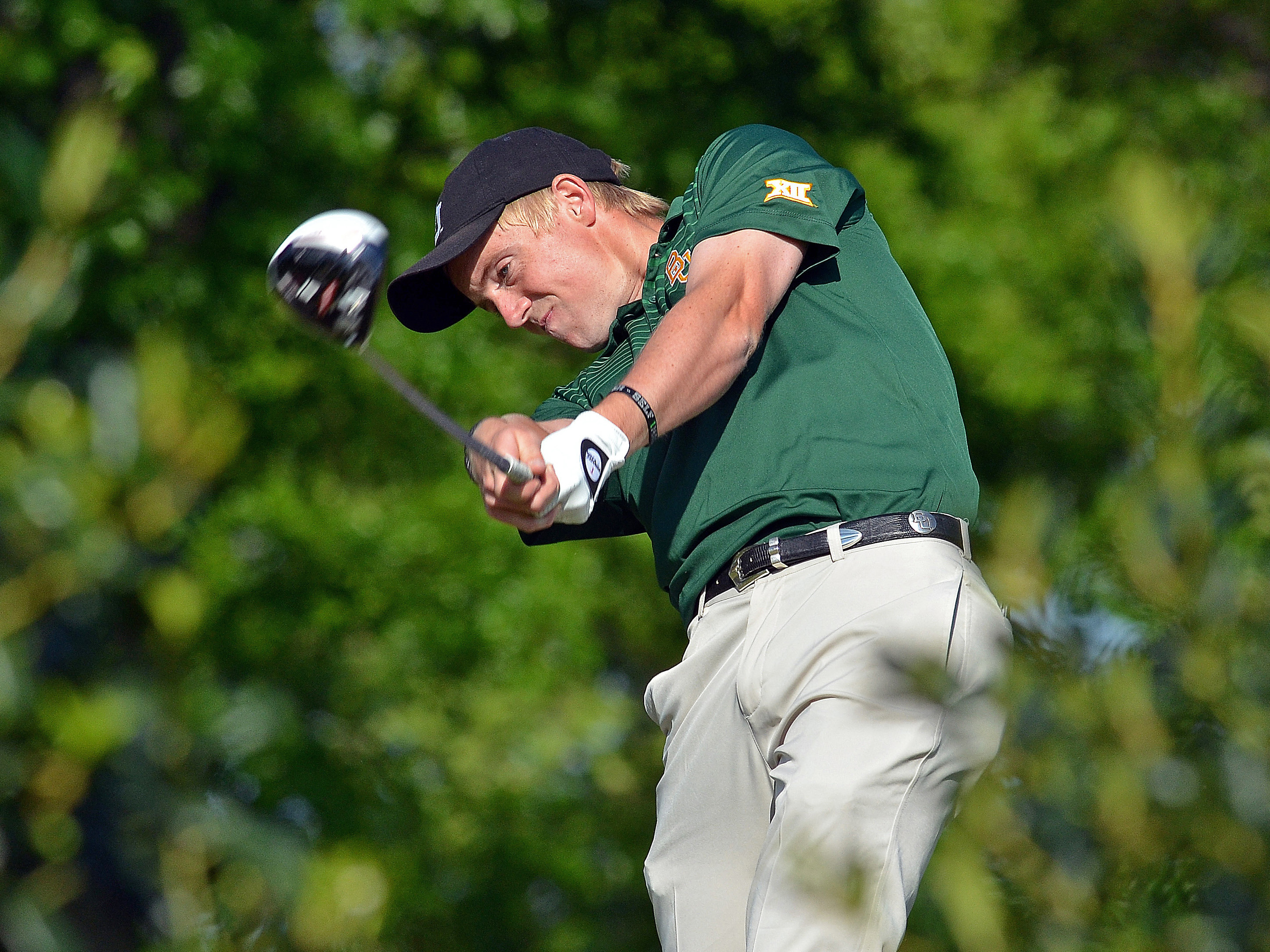 Men's Golf Finishes Eighth at Jerry Pate - Baylor University