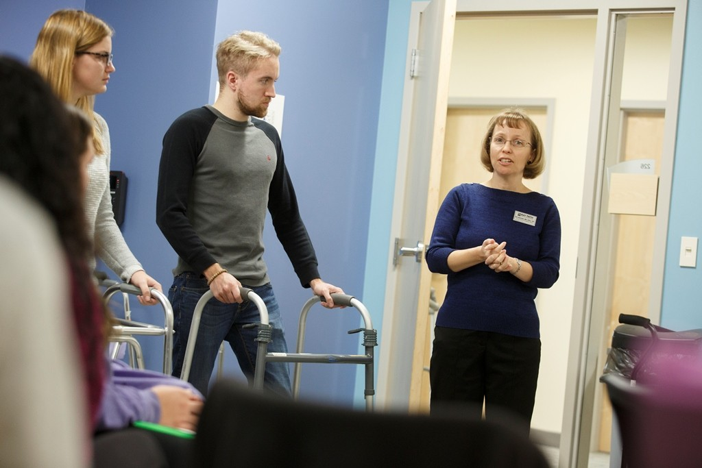 Occupational Therapy M Master S Degree Bay Path University