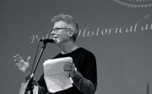 photo of author and writer Tom Shea