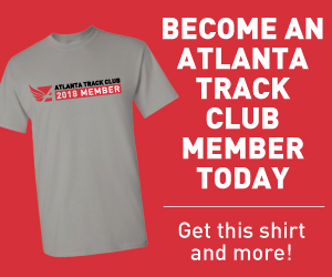 Atlanta Track Club Membership