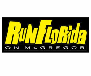Run Florida on McGregor