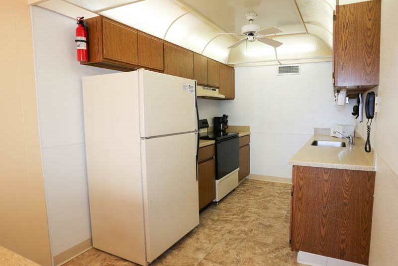 SeaTime 3bd condo kitchen