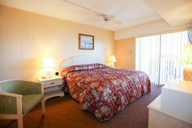 SeaTime 3bd condo master bedroom view 2