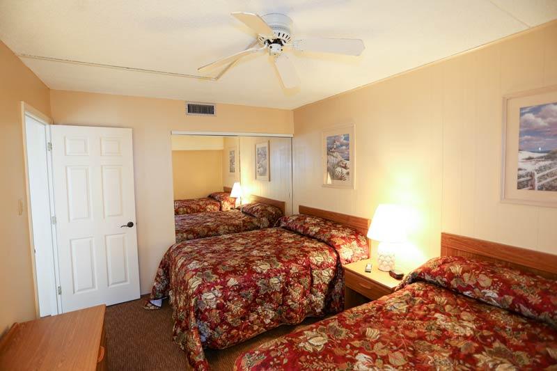 SeaTime 3bd condo second bedroom