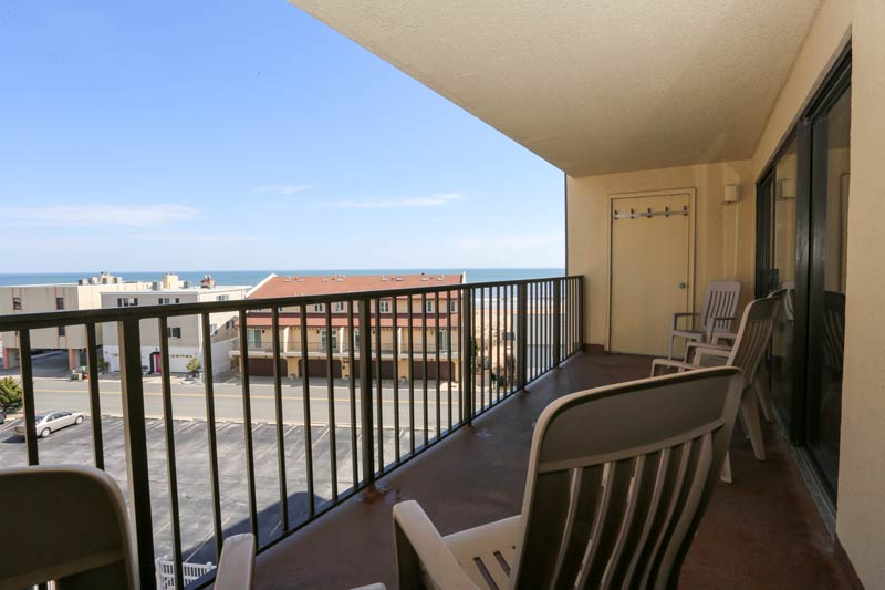 SeaTime 3bd condo view from balcony east