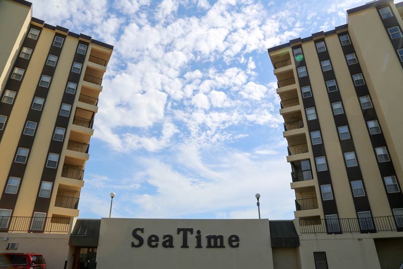 SeaTime Condominiums, Ocean City Maryland
