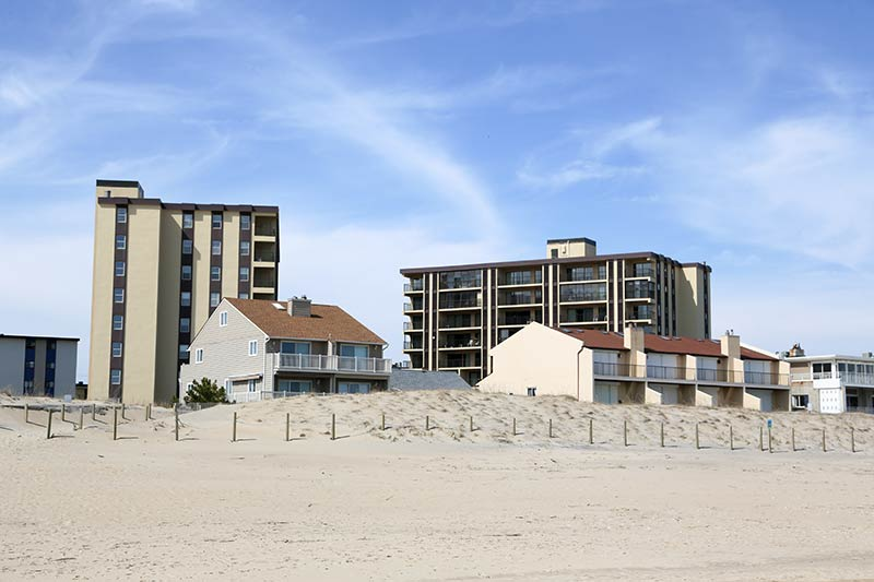 SeaTime Condominiums Ocean City MD ocean view