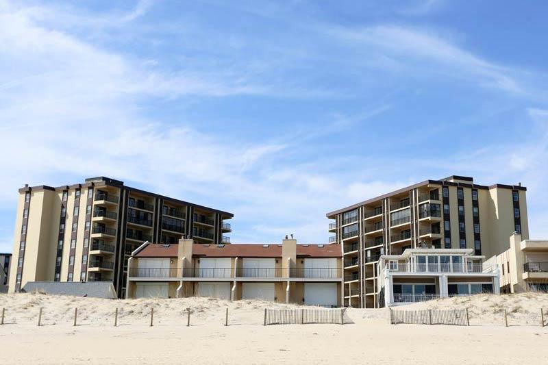 SeaTime Condominuims Ocean City MD ocean view 2