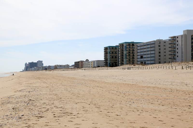 SeaTime Condominums beach