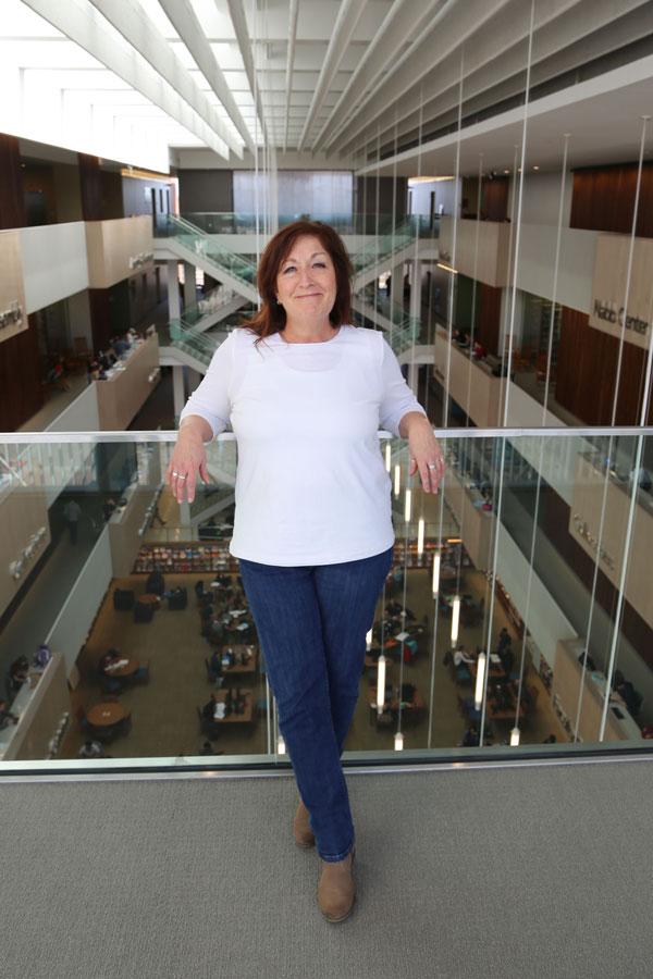 Relocation Coordinator Kathy Clune