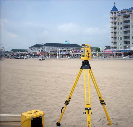 Ocean City MD Dew Tour Setup Survey