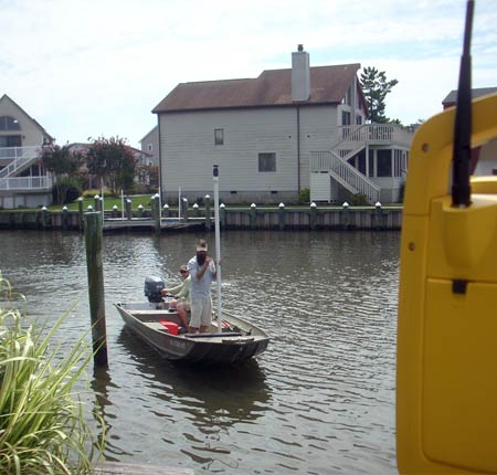 Ocean City MD Marine Construction Survey