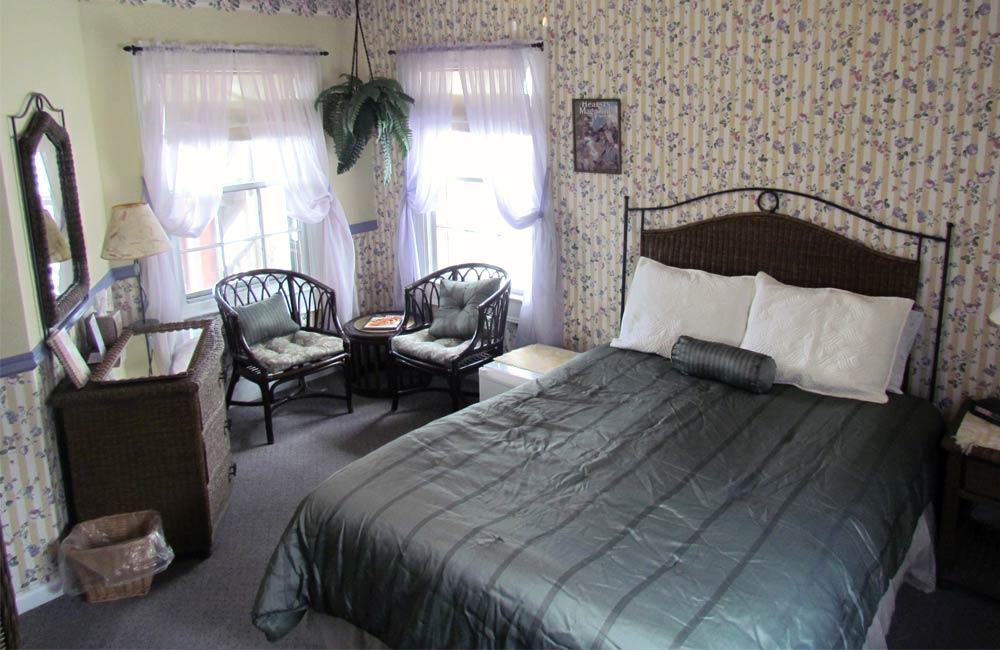 Victorian B&B Bedroom