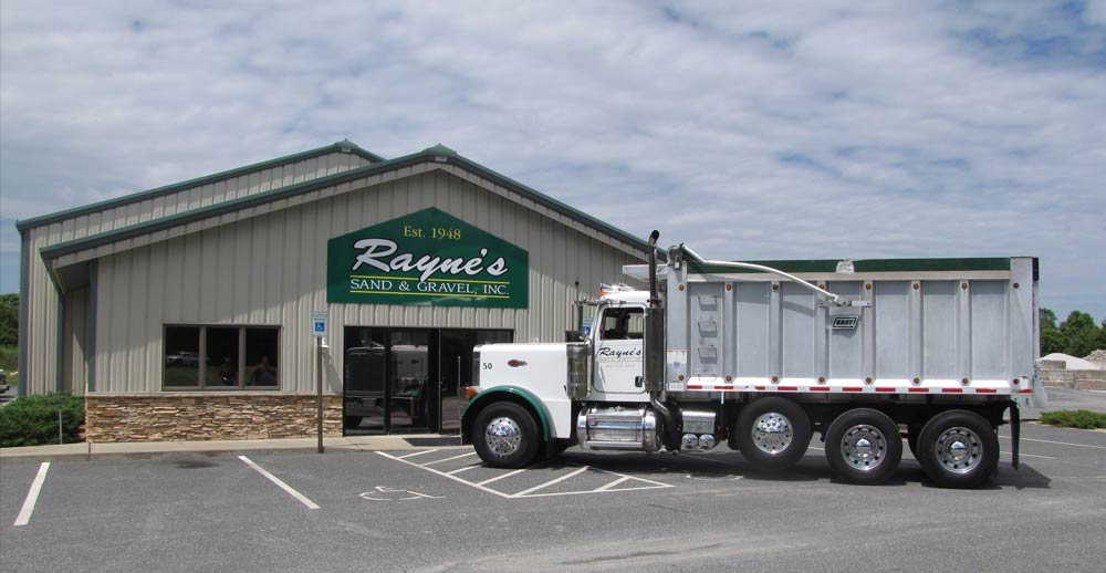 Rayne's Office in Berlin MD