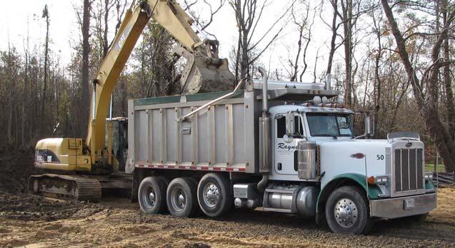 Dump Truck Rentals