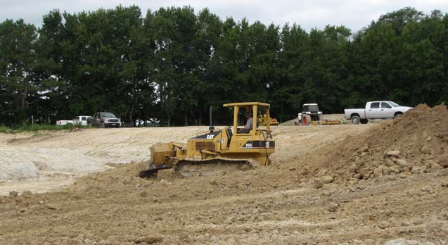 Grading and Excavation