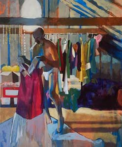 Adam Lowenbein painting