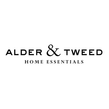 Alder and Tweed furniture logo